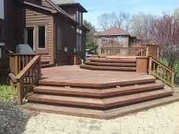 Home Depot Deck Design Pre Planner by Decking Bring New Life To Old Wood With Behr Deckover Colors