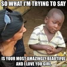 Beautiful Girl Meme - beautiful girl meme