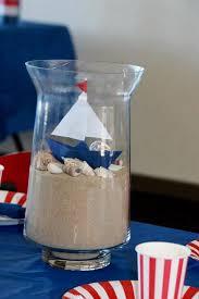 sailor baby shower decorations nautical baby shower centerpieces lofty design best 25 sailor
