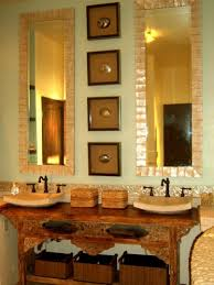 Beachy Bathroom Mirrors by Bathroom Glamorous Small Bathroom Mirror Ideas Feats White Frame