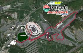 Scc Map 2015 Subway Speedway In Lights 5k Route Announced Speedway In Lights