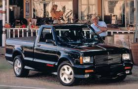truck gmc gmc syclone more sports car than truck