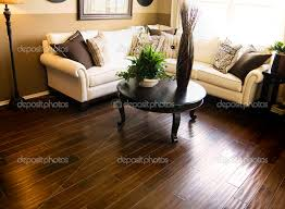 living room decorating ideas with dark wood floors