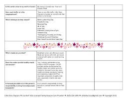 new home design center checklist the little stars daycare ultimate daycare interview checklist