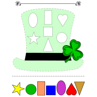 st patrick u0027s day printable activities and worksheets for toddlers