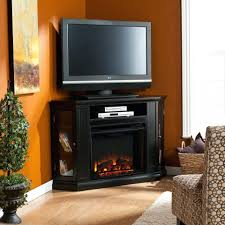 choose corner electric fireplace stand tv menards small oak small