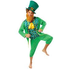 irish halloween costume mens irish leprechaun costume