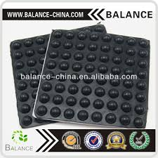 damper buffers pad bumper cushion adhesive silicone for kitchen