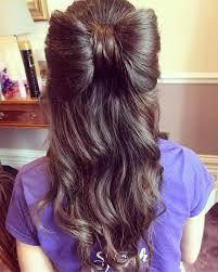 bow hair bow hair mair hair makeup artist