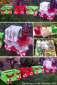 Best Outdoor Christmas Decorations by Best 25 Outside Christmas Decorations Ideas On Pinterest