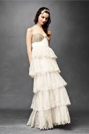 25 best bohemian style wedding gowns images on pinterest wedding