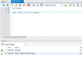 Oracle Drop Table If Exists Ssis And Sql Server Journey Personal Notes Of Sarabjit Singh And