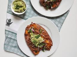 ot central cuisine whole30 meal planning taco stuffed potatoes central plus seven