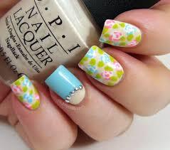 nails design for spring ideas and photos