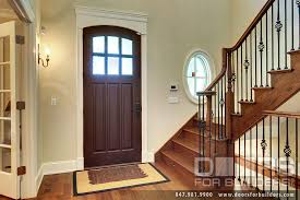 Interior Entry Doors Custom Solid Mahogany Door Beveled Glue Chip Privacy Glass With