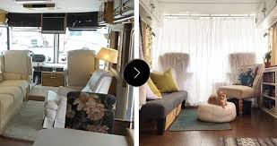 home design before and after before after an rv to call home design sponge