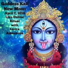 kali april moon live ritual with amazzone on april 7