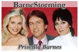 Priscilla Barnes Biography Barnestorming With Priscilla Barnes