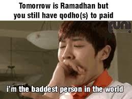 Ramadhan Meme - meme how beast welcoming ramadhan fanneey s island
