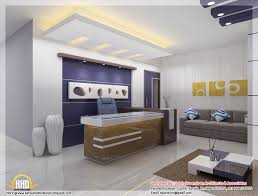 sophisticated modern contemporary office interior design style