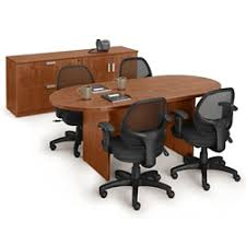 Conference Room Desk Table And Chair Sets National Business Furniture
