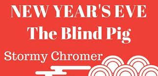The Blind Pig Fort Collins Calendar