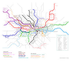 Subway Maps London Map Detailed City And Metro Maps Of London For Download