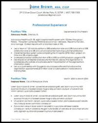 executive resume template executive resume templates for 2018 kirby partners