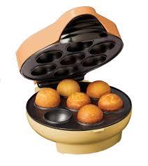 cake pop makers nostalgia jfd100 cake pop donut bakery with 25