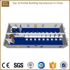 Prefabricated Office Style Prefab Container Office Prefab Container Office Suppliers And