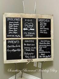 chalkboard wedding program template best 25 wedding program sign ideas on wedding program