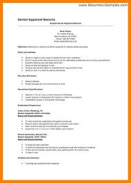 dental resume 51 dental resume getjob csat co