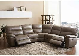 living room beige leather reclining sofa red leather sofa and