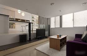 modern small apartment with loft bedroom 7 idesignarch