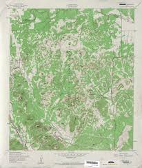 Topographical Map Of New Mexico by