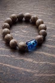evil eye beads bracelet images Blue evil eye bracelet mens lucky mala bracelet pillow book design jpg