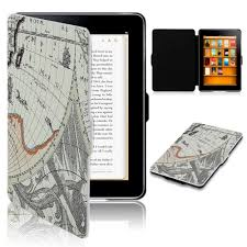 Leather Map Kindle Paperwhite Case Leather Map Promotion Shop For Promotional