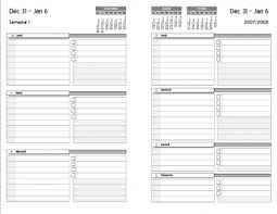 onenote calendar template templates d i y planner