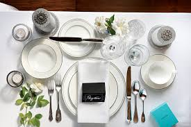 Informal Table Setting by Table Setting How To Set A Proper Table