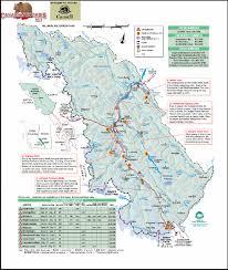 Arches National Park Map Explore Amerika Maps