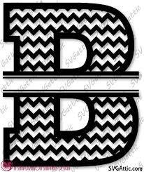 49 best split letters images on pinterest silhouette design