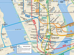 Ny Mta Map Should New York U0027s Subway Map Embrace Nj U0027s Path Trains Curbed Ny