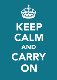 Keep Calm And Carry On Meme - keep calm and carry on ben andrews flickr