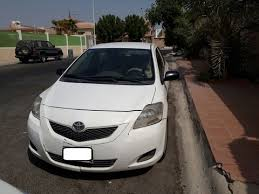 toyota yaris 07 used toyota yaris white 2007 for sale in al khobar for 7 000 sr