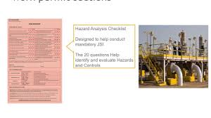 saudi aramco contractor work permit receiver presentation video
