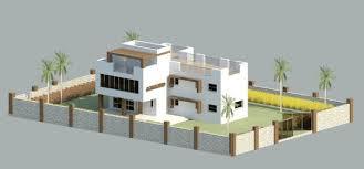 Download Revit Model A Bungalow For Quick Project Revit Architecture House Design