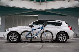nissan qashqai bike rack on the ride how to boot your bike in a car