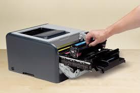 amazon com hp color laserjet cp1518ni printer entry level color