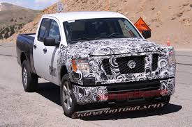 new nissan titan nismo stuff new 2015 nissan titan spy shots