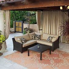 curtains lowes outdoor curtains ideas style selections myla in